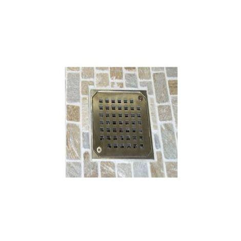 Abacus Elements Designer Shower Drain Cover EMTW-25-0005