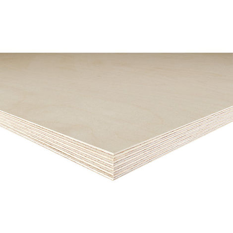 Birch Plywood Birch Ply 305mm x 305mm x 12mm
