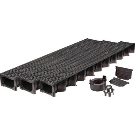 ACO Drainage HexDrain Garage Pack 3m