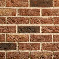 Audley Antique Brick Slip Tiles - Box of 10 Reveals