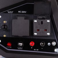 Böhmer-AG 2500K - 2200w Petrol Generator - Portable Backup/Camping Power
