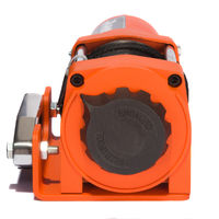 Rhino Winch - Electric Winch 12v, 3,000lb / 1360Kg - Two Wireless Remotes - Synthetic Rope
