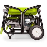 Böhmer-AG 3800K - 3000w Petrol Generator - Portable Backup/Camping Power