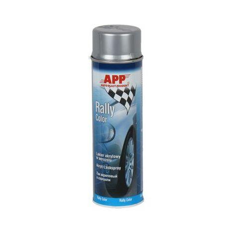 aerosol de peinture 500ml gris jante