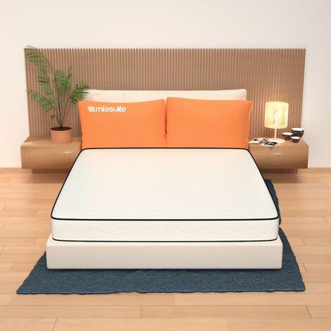 Materasso Economico Matrimoniale 160x190 Altezza 15 Cm Memory Foam Simple