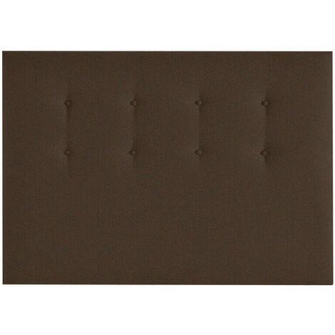 Cabecero de cama Etna tapizado en tela | Cama de 105 - Wengue-Etna-(28)
