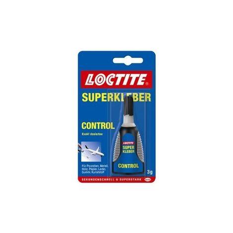 LOCTITE COLLE RAPIDE CONTROL, FLACON DE 3 G 9H LTM1C