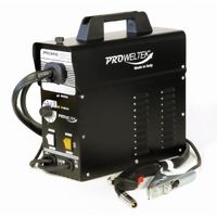 0,9 mm 450 Gr Proweltek Poste /à souder MIG sans gaz 95 Amp/ères /& PROWELTEK Bobine de fil fourr/é Acier sans gaz MIG-MAG /Ø