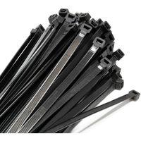 491112 SapiSelco Kabelbinder PA B.4,5xL.280mm schwarz SAPI SELCO Bündel-D.76mm