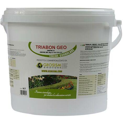 FLEUR DU SOLEIL Concime idrosolubile Universale NPK 20-20-20 secchiello 1 kg
