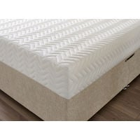 Super King 20cm Deep Memory Foam Mattress