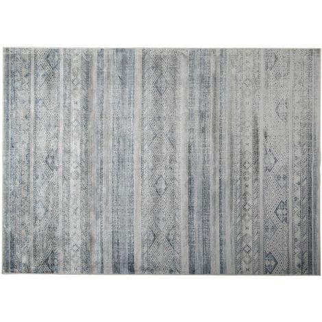 Alfombra con motivos gráficos 160 x 230 cm BANDANA