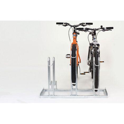 Range-vélos WSM - utilisation des deux côtés - 8 places