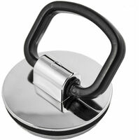 McAlpine Bath / Kitchen Sink Plug With Pull Handle Grip - Chrome Plated CP2H
