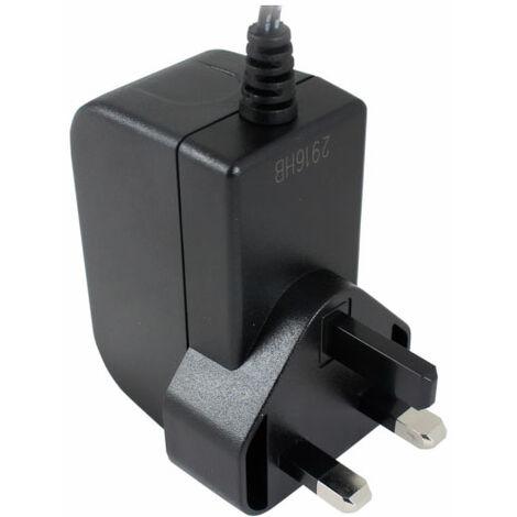 TT Electronics T6352ST 6W 9V 0.66A Switch Mode Plugtop Power Supply Unit