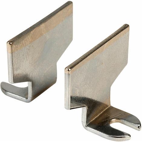Xytronic 46-060120 SMD Tweezer Tips - 20mm - Pair