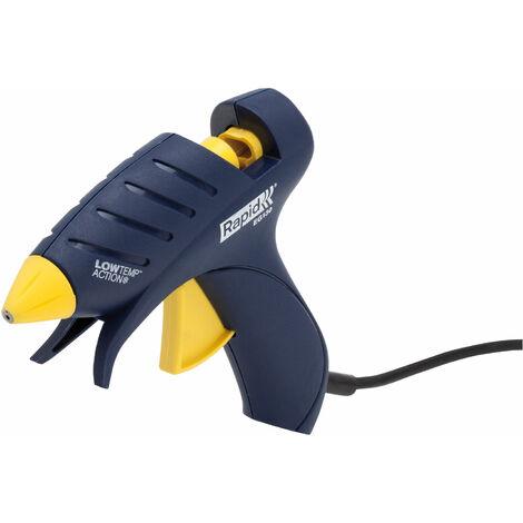 Rapid 40303000 EG 130 Low Temp 130ºC Glue Gun (Uses 9mm Oval Glue Sticks)