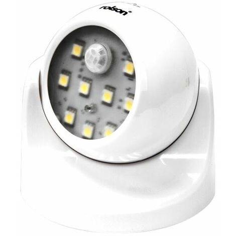 Rolson 61788 9 SMD Motion Sensor Light