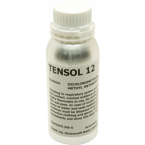 Bostik 620803 Tensol 12 550g