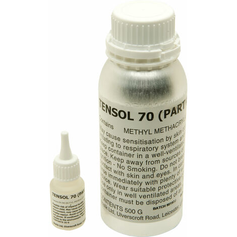 Bostik 620651 Tensol 70 500g