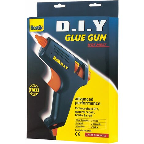 Bostik 91297 DIY Hot Melt Glue Gun