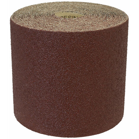 Worksafe WSR1040 Production Sanding Roll 115mm x 10m - Very Coarse 40Grit