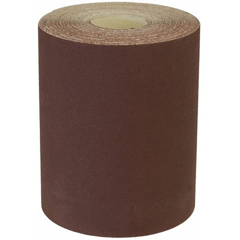 Worksafe WSR10180 Production Sanding Roll 115mm x 10m - Extra Fine 180Grit