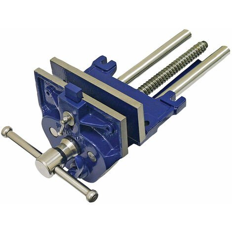 Faithfull FAIVW230DQ Woodwork Vice 230mm (9in) Quick Release & Dog