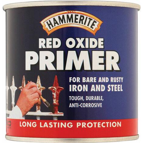 Hammerite 5092843 Red Oxide Primer 250ml