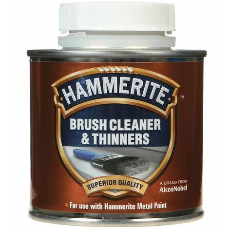 Hammerite 5084918 Thinner & Brush Cleaner 250ml