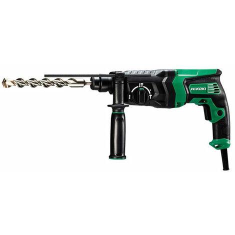 HiKOKI DH26PX2 SDS Plus Rotary Hammer Drill 830W 240V