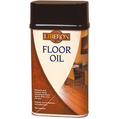 Liberon 015742 Wood Floor Oil 1 litre