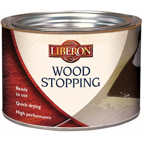 Liberon 014040 Wood Stop Light Oak 125ml