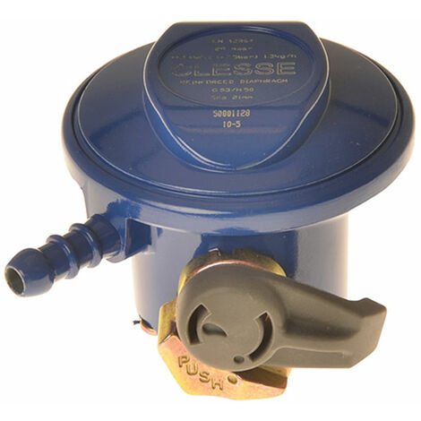 Miscellaneous IGT21 29 mbar 1.3kg/h Butane 21mm Clip Regulator