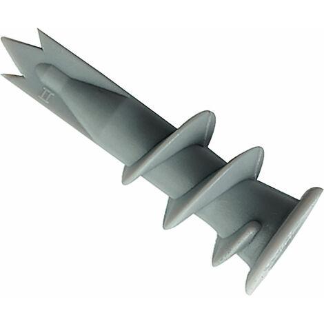 Rawlplug R-S1-DRA01/6 Nylon Self-Drill Plasterboard Fixing Pack of 6