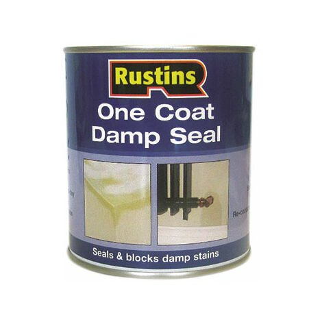 Rustins DAMS250 One Coat Damp Seal 250ml