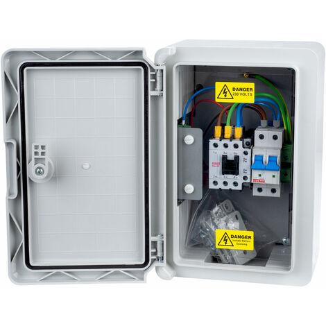 Matt:E IP-EVCP-M Single Phase 32A Unit DP MCB