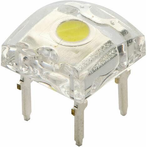 TruOpto OSW443Z4E1P 7.6mm White Superflux LED 30lm