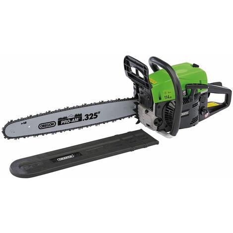 Draper 80106 500mm Petrol Chainsaw (52cc)
