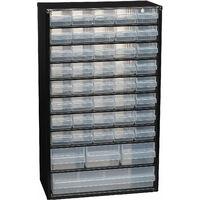Raaco 123761 C11-44 Steel Storage Cabinet 44 Drawer