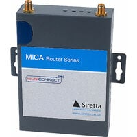 Siretta MICA-W21-UMTS(EU) HPSA+ 3G Router with WiFi and Accessories