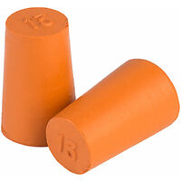 Eisco 16mm Rubber Stoppers (Pack of 10)