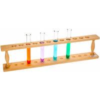 Eisco Wooden Test Tube Rack 12 Holes