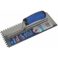 Vitrex 102957 Professional Notched Adhesive Trowel 6mm S/Steel 11 x 4.1/2in
