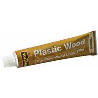 Rustins PWNATU Plastic Wood Tube Natural 125ml