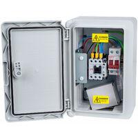 Matt:E IP-EVCP-TC60 Single Phase 32A Terminals House Consumption Limiting 60A