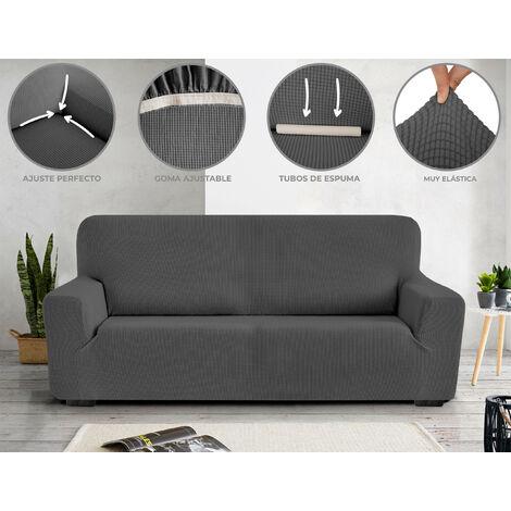 Ajustes de la funda de sofá