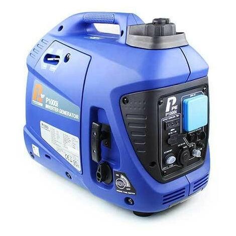 P1 1000W Portable Petrol Inverter Suitcase Generator (Powered by Hyundai)   P1000i