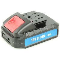 Hyundai 18v 1.5AH Li-Ion Cordless Drill with 89 Piece Drill Accessory Kit | HY2175