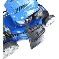 "Hyundai 21""/53cm 224cc Electric-Start Self-Propelled Petrol Lawnmower | HYM530SPE"